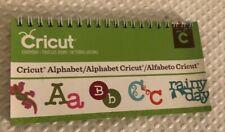 Cricut Alphabet Booklet Only Rainy Day