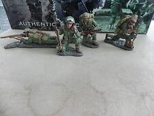 King & Country  Iwo Jima   US  Marine  Set 20   60th anniversary  Return Fire