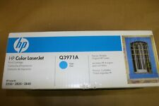 Q3971A 123A Genuine HP Cyan Toner Color LaserJet 2500L 2550LN 2550 2800 2820