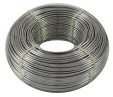 0,05 €//m 500m joyas alambre set 0,3mm 10 colores cuanto 50m charol alambre basteldraht