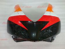 Front Nose Upper Fairing For HONDA CBR1000RR 2004-2005 Race Type BK/RE