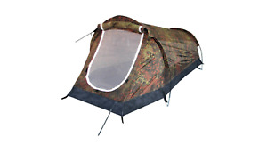 1-Person Tourist Tent Camping Tunnel Tents Light Weight Hiking Outdoor