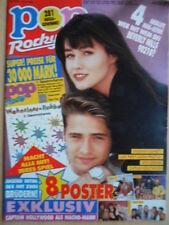 POP ROCKY 5 / 1993 (1) Beverly Hills 90210 - 4 Seiten ! Reggae Madonna East 17
