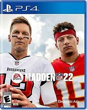 Madden Nfl 22 - PlayStation 4 / Ps4 Brand New