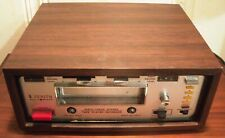 ZENITH 8 Track Player/Recorder F638W Works perfectly & near mint condition!