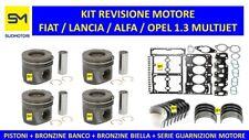 Kit de Revisión Motor Opel Corsa Alfa Romeo Mito 1.3 Multijet Mtj 16V 1300