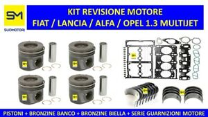 Turbine Overhaul Kit Engine Fiat Lancia Alfa Romeo Vauxhall 1.3 Multijet Mtj 16V