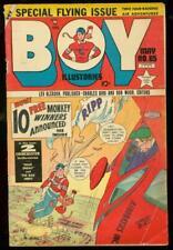 Boy #65 1951 - Lev Gleason  -VG - Comic Book