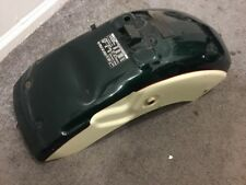 1997-2003 Honda GL1500 CF 1500 Valkyrie Rear Fender Rear Section GREEN WHITE