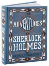 The Adventures of Sherlock Holmes by Arthur Conan Doyle (Leather)