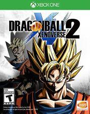 Dragon Ball Xenoverse 2 Xbox One Brand New Factory Sealed Dragonball