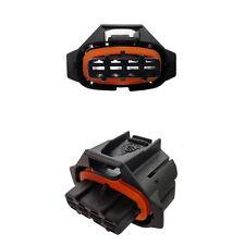 Pluggen auto - BOSCH DJB7046Y 4-pole (FEMALE) connector plug car fcc kfz tuning