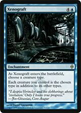 New Phyrexia ~ XENOGRAFT rare Magic the Gathering card
