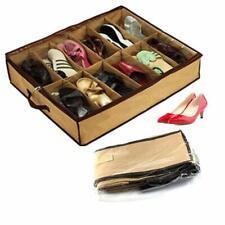 Shoe Organizer 12 Pairs Shoe Storage.