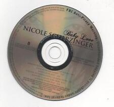 Nicole Scherzinger Baby Love 2007 CD Promo Remixes 7 Track Rare