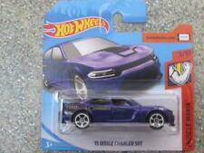 Hot Wheels 2018 # 313/365 2015 Dodge Charger Srt Lila Muscle Mania