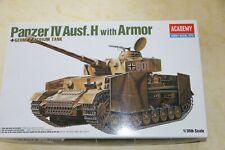 Modellbau 1:35 Academy : Panzer IV Ausf H
