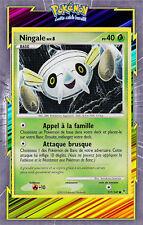 Ningale - Platine:Vainqueurs suprêmes - 117/147 - Carte Pokemon Neuve Française