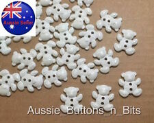 Acrylic Novelty/Dress-It-Up Shapes Sewing Buttons