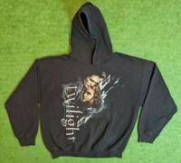 2009 VINTAGE TWILIGHT NEW MOON EDWARD CULLEN X BELLA SWAN RARE HOODIE