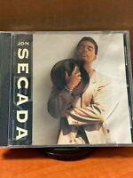Jon Secada by Jon Secada Self Titled (CD, May-1992, SBK Records) Brand New