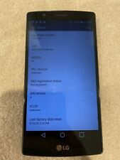 LG G4 Smartphone - Black/Gray - (Verizon)  CLEAN ESN GSM UNLOCKED - Qi Support