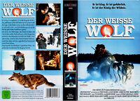 "VHS - "" Der Weisse WOLF "" (1990) - Kôji Yakusho - Andrej Boltnev"