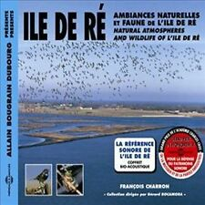 VARIOUS ARTISTS - NATUAL ATMOSPHERERS AND WILDLIFE OF L'ILE DE RE NEW CD