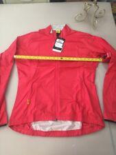 Mavic Women's Cycling Cloud Wind Jacket Size Large L (5063)