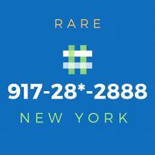 917 Area Code Phone Number - Vanity Phone Number [28*-2888]