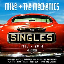 Mike and the Mechanics - The Singles 1985-2014 - New CD Album