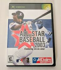 All-Star Baseball 2003 (Xbox | Xbox 360 Compatible)