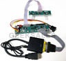 "Arcade1Up LCD Video Driver Converter Board, 17"" Monitor add HDMI VGA M170ETN01.1"