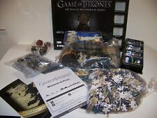 Game of Thrones 4D Puzzle Westeros & Essos Open Box Unused
