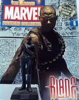 Classic Marvel Figurine Collection BLADE ISSUE 6 EAGLEMOSS RARE SALE