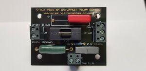 Vinyl Passion Wave MK-2 Universal Power Supply for Thorens  Linn