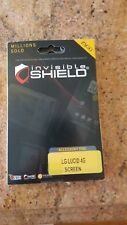 ZAGG invisibleSHIELD Screen Protector for LG Lucid 4G *** BRAND NEW ***