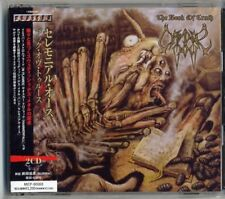 CEREMONIAL OATH-THE BOOK OF TRUTH-JAPAN 2 CD H00