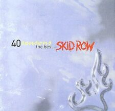 SKID ROW: 40 FORTY SEASONS THE VERY BEST OF CD GREATEST HITS / NEW