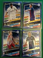 UEFA Champions League Match Attax 2016/17 Man of the Match Cards