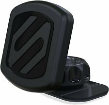 Scosche MagicMount Universal Magnetic Phone Holder for Mobile Devices - Black