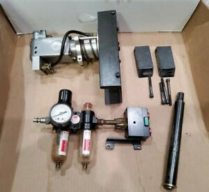 Pneumatic quick collet changer  kit  for WELL INDEX milling machine