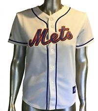 Majestic New York Mets Wright 5 Baseball Jersey Youth Medium