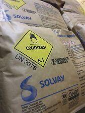 "Sodium Percarbonate ""Na2CO3 1.5H2O2"" UNCOATED Minimum 99% purity! 50LB BAG!"
