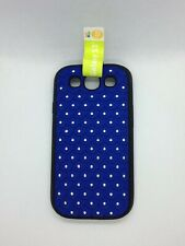 Samsung Galaxy S3 Hard Designer Phone Case Purple/Black