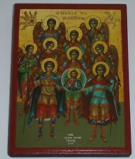 Icon ARCHANGEL Assembly Icon Angel Icon Icon Icons orthodox Icon Icon