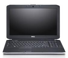 """Dell Latitude E5530 i5 3360M 2,8GHz 8GB 256GB SSD 15,6"""" Win 10 Pr UMTS 1920x1080"""