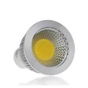 E27 3W COB Led Light Bulb Spotlight Lamp Cool White 110V 220V Indoor Lighting