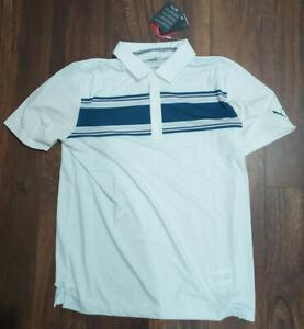 Puma Montauk Polo Golf Small Shirt