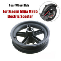 Black 8.5'' Rear Wheel Hub Repair Spare For Xiaomi Mijia M365 Electric Scooter